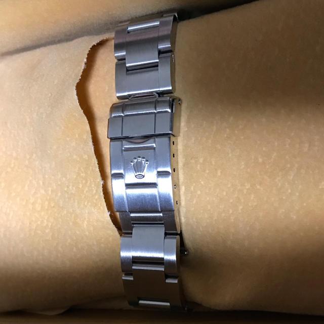 ROLEX(ロレックス)の極美品♪ ロレックス エクスプローラーI 114270 F番 メンズの時計(腕時計(アナログ))の商品写真