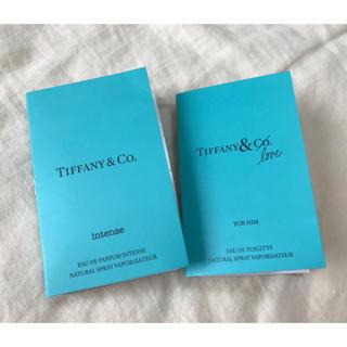 ティファニー(Tiffany & Co.)のティファニー オードトワレ&オードパルファム(ユニセックス)