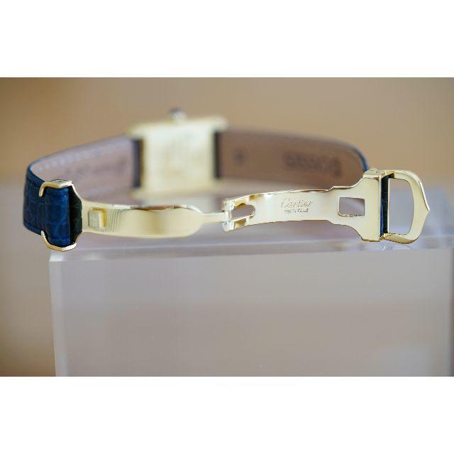 Cartier(カルティエ)の美品 カルティエ マスト タンク オパラン ローマン SM Cartier レディースのファッション小物(腕時計)の商品写真