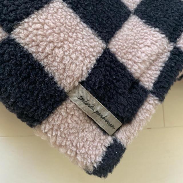 mina perhonen(ミナペルホネン)のminaperhonen ボアマフラー レディースのファッション小物(マフラー/ショール)の商品写真