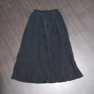 ウィゴー(WEGO)のWEGO プリーツスカート(ロングスカート)