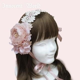 Innocent World - イノセント新品ラナンキュラスの乙女うすピンク×ピンク