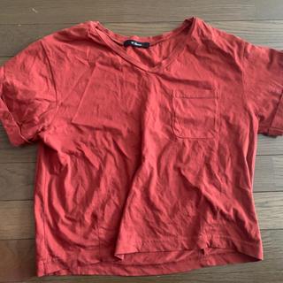 ダブルクローゼット(w closet)のTシャツ(Tシャツ(半袖/袖なし))