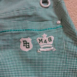 パーリーゲイツ(PEARLY GATES)の美品スカート(ミニスカート)