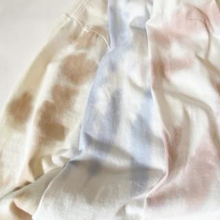 シールームリン(SeaRoomlynn)のTie dyeコットンLOOSEロンT(Tシャツ/カットソー(七分/長袖))