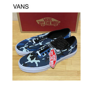 VANS - VANS Authentic 11.5 29.5cm カモフラージュ camo