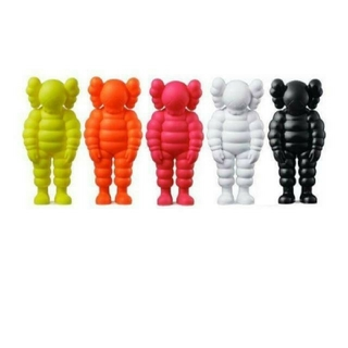 KAWS WHAT PARTY Figure Set5体セット(その他)