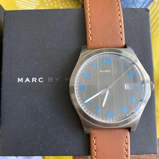 マークバイマークジェイコブス(MARC BY MARC JACOBS)のMARC BY MARC JACOBS メンズ 時計(腕時計(アナログ))