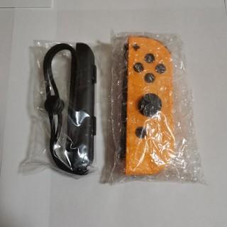 Nintendo Switch - Joy-Con (R) ネオンオレンジ ジョイコン Switch