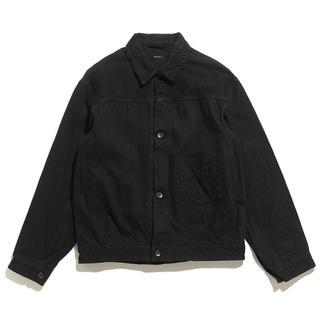 コモリ(COMOLI)の新品 20aw comoli デニムジャケットサイズ3(Gジャン/デニムジャケット)