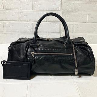 Balenciaga - 美品 BALENCIAGA ハンドバッグ 黒