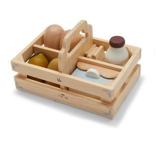 キャラメルベビー&チャイルド(Caramel baby&child )のkonges sloejd コンゲススロイド food box おままごとセット(知育玩具)