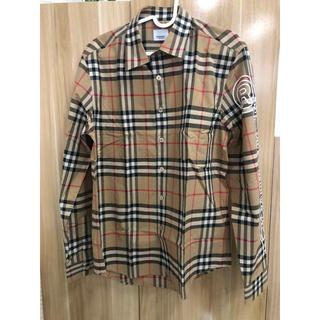 BURBERRY -  BURBERRY CHECK SHIRT