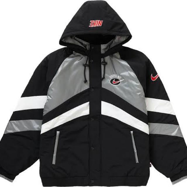 Supreme(シュプリーム)のsupreme nike hooded sports jacket  メンズのジャケット/アウター(ダウンジャケット)の商品写真