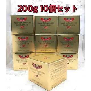 ドクターシーラボ(Dr.Ci Labo)のドクターシーラボ アクアコラーゲンゲル エンリッチリフトEX 200g 10個(オールインワン化粧品)