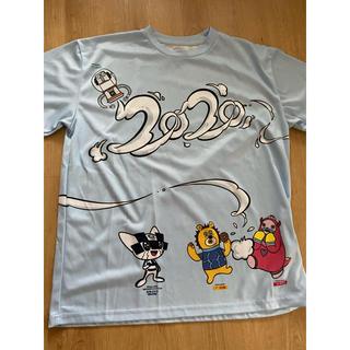 エヌティティドコモ(NTTdocomo)のドコモオリジナル 東京2020 オリンピック応援グッズ Tシャツ(Tシャツ/カットソー(半袖/袖なし))
