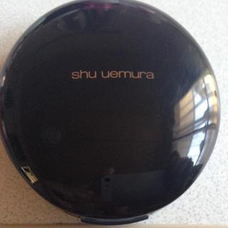 シュウウエムラ(shu uemura)のshu uemura ファンデーションケース(ファンデーション)