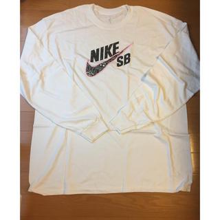 ナイキ(NIKE)のTRavi's Scott Cactus Nike SB Longsleeve (Tシャツ/カットソー(七分/長袖))