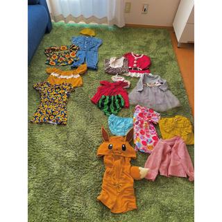 ブリーズ(BREEZE)の子供服まとめ売り 新品5点あり💓(ワンピース)
