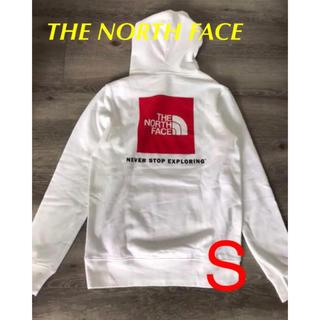 THE NORTH FACE - ノースフェイス RED BOX HOODIE パーカー スエット Sサイズ