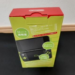 ニンテンドー2DS - 「Nintendo ゲーム機本体 NEW ニンテンドー 2DS LL ブラック/