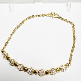 ポンテヴェキオ(PonteVecchio)のポンテヴェキオ ブレスレット K18 0.3 ダイヤモンド(ブレスレット/バングル)