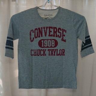 コンバース(CONVERSE)のコンバース 七分袖Tシャツ(Tシャツ/カットソー(七分/長袖))