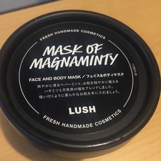 ラッシュ(LUSH)のLUSH パワーマスクSP(パック/フェイスマスク)