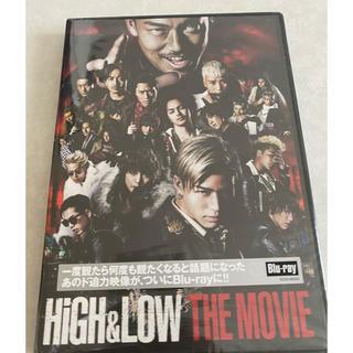 エグザイル トライブ(EXILE TRIBE)のHiGH&LOW THE MOVIE Blu-ray(日本映画)