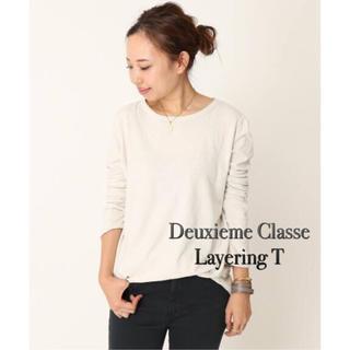 L'Appartement DEUXIEME CLASSE - Deuxieme Classe★完売Layering T アパルトモン