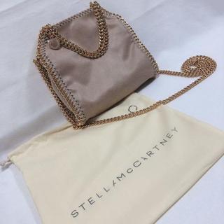 Stella McCartney - Stella McCartney ファラベラ ベージュ タイニー