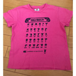 カンタベリー(CANTERBURY)のカンタベリー Tシャツ(Tシャツ/カットソー)