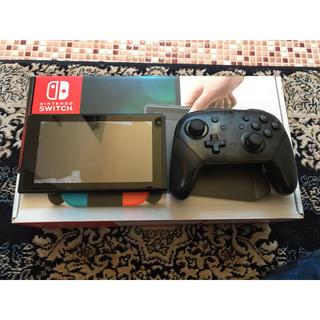 Nintendo Switch - ニンテンドーSwitch プロコンセット ジャンク
