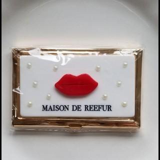 メゾンドリーファー(Maison de Reefur)のMAISON DE REEFUR 名刺入れ カードケース(名刺入れ/定期入れ)