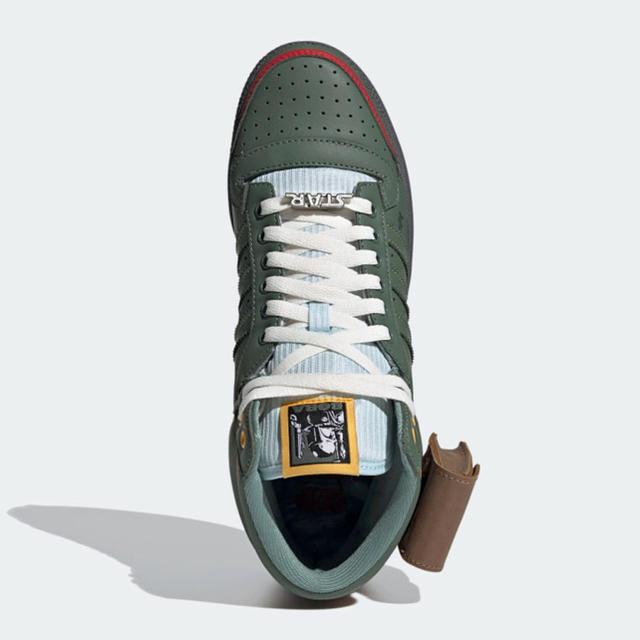 adidas(アディダス)のアディダス トップテン ハイ STAR WARS メンズの靴/シューズ(スニーカー)の商品写真