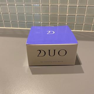 クレンジングバーム DUO(クレンジング/メイク落とし)
