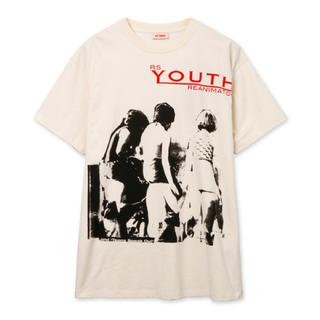ラフシモンズ(RAF SIMONS)の20ss RAF SIMONS youth Tシャツ ラフシモンズ(Tシャツ/カットソー(半袖/袖なし))