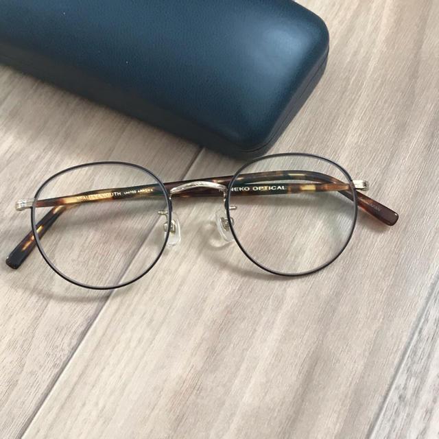 Ayame(アヤメ)の金子眼鏡 kaneko optical メンズのファッション小物(サングラス/メガネ)の商品写真