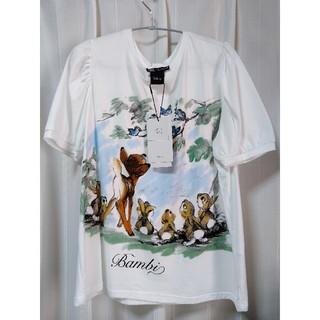 ZARA - 【ZARA】 バンビ Tシャツ / Disney Bambi