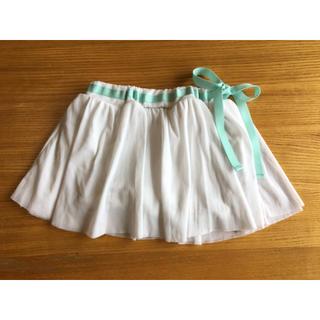 ベビーギャップ(babyGAP)のDADWAY リボン付き チュールスカート 80cm(スカート)