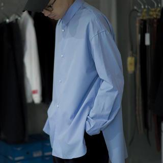 サンシー(SUNSEA)のshinya kozuka 20ss  classic shirt(シャツ)