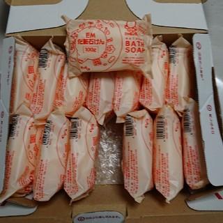 シャボンダマセッケン(シャボン玉石けん)のEM シャボン玉石けん  14個(ボディソープ/石鹸)