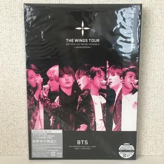 防弾少年団(BTS) - BTS WINGS TOUR JAPAN wings Blu-ray ブルーレイ