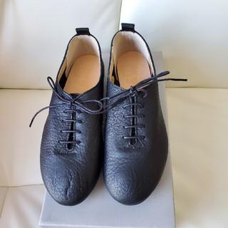 アシナガオジサン(あしながおじさん)のenあしながおじさん レースアップシューズ パンプス ローファー(ローファー/革靴)