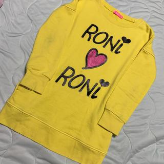 ロニィ(RONI)のRONI トレーナー M(ワンピース)