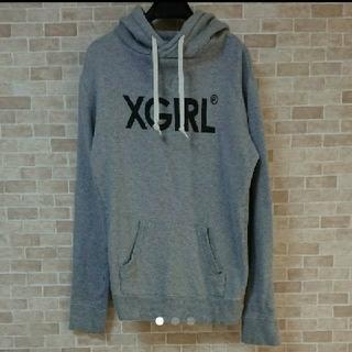エックスガール(X-girl)のエックスガール X-girl パーカー(パーカー)