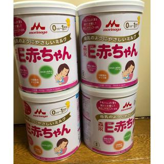 モリナガニュウギョウ(森永乳業)のE赤ちゃん800g4缶セット hello様専用(その他)