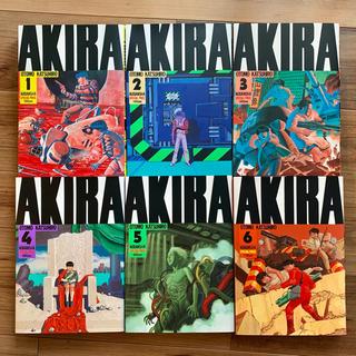 講談社 - 極美品 AKIRA アキラ 全6巻 ワイド版