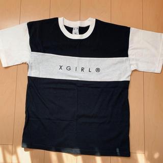 エックスガール(X-girl)のX-girl ・・Tシャツ(Tシャツ(半袖/袖なし))