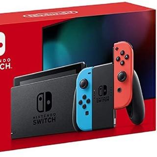 ニンテンドースイッチ(Nintendo Switch)の@37500 任天堂Switch 6台 ネオンカラー(家庭用ゲーム機本体)